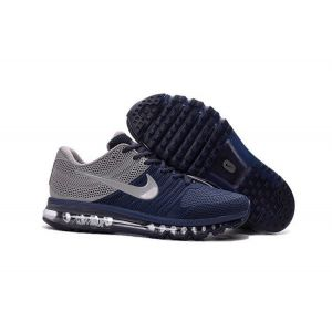 Nike Air Max 2017 Blue and Gray